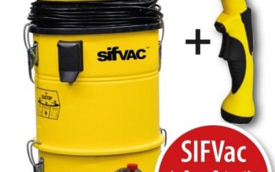 SIFVac Fume Extraction