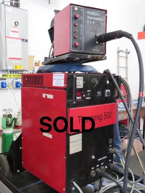Transmig 500 (SOLD)