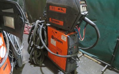 Kemppi 500Amp Water Cooled Package 415v