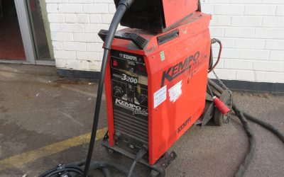 Kempoweld 3200 Mig Package 415v