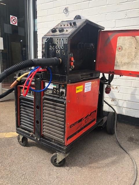 Kemppi Pro 4000 Water Cooled Mig Package 415v