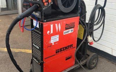 Kemppi Pro 3200 Water Cooled  Mig Package 415V